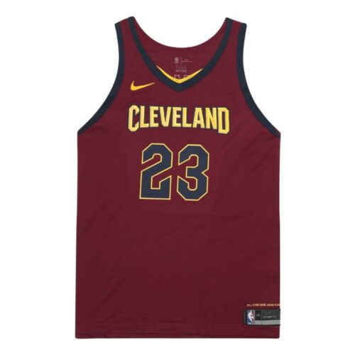 863018 Nba 677 Cavs Nike Jersey James 2xl Xxl Lebron Authentic Cleveland wzp40