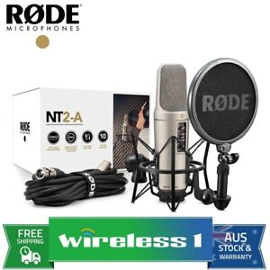 Rode NT2-A 1 Multi Pattern Dual Condensor Microphone