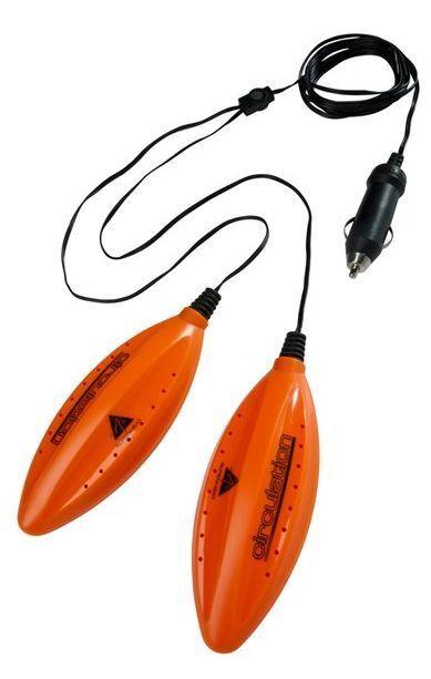 Alpenheat Circulator Circulation Ski   Board Boot Heater and Drier 12v Car Plug
