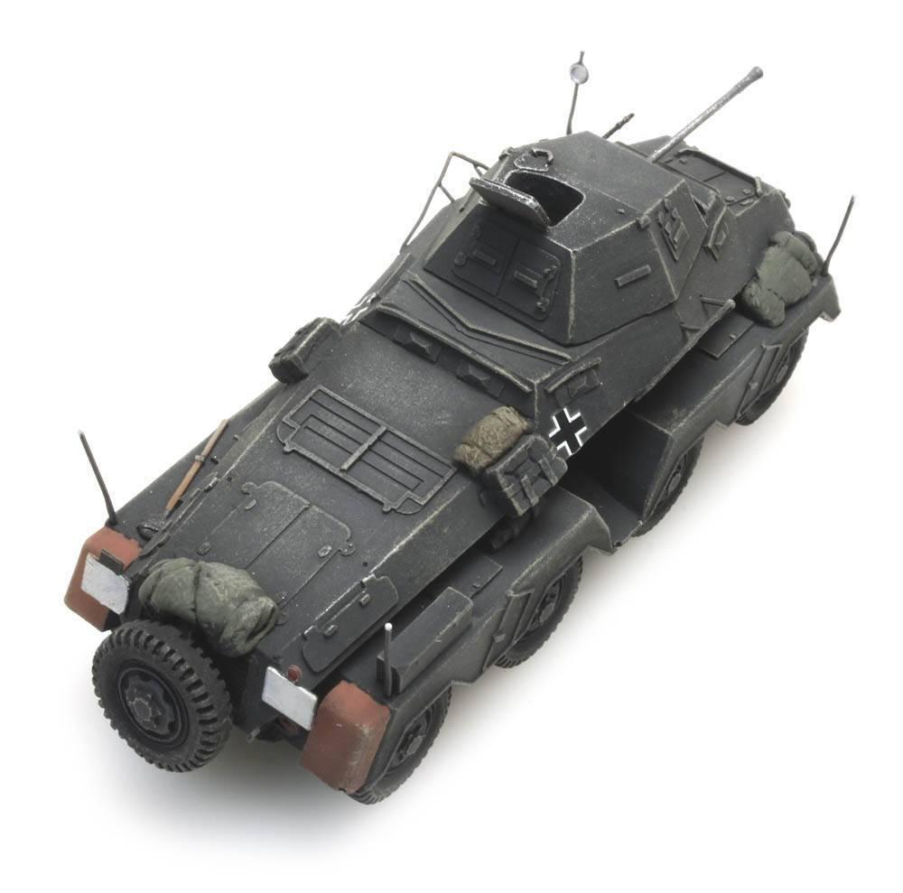 Artitec 387.71-GR WM Sdkfz 231 8-Rad 20 mm grey H0 1 87 Fertigmodell