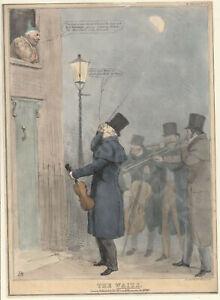 John-Doyle-caricature-1833-The-Waits-Duke-of-Wellington-Violine-Cello-Concert
