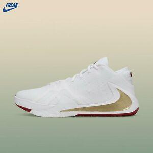 Nike Men's Zoom Freak 1 EP Roses White