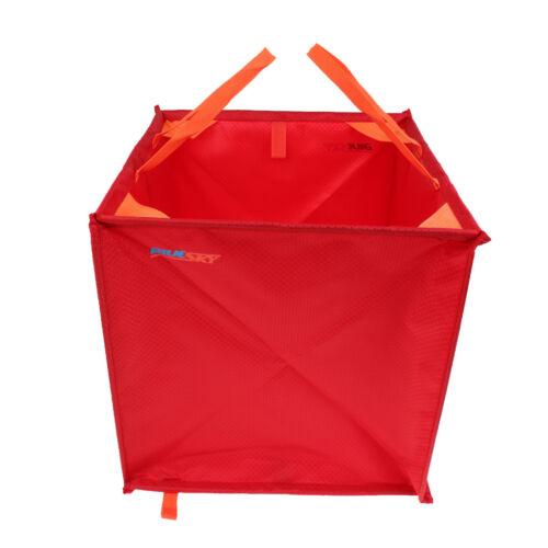 Folding Climbing Arborist Throw Line Throw Weight Bag Clothing Storage Cube