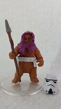 Star Wars Ewok Warrior KEOULKEECH action figure TLC Legacy Marvel Comic Pack #94