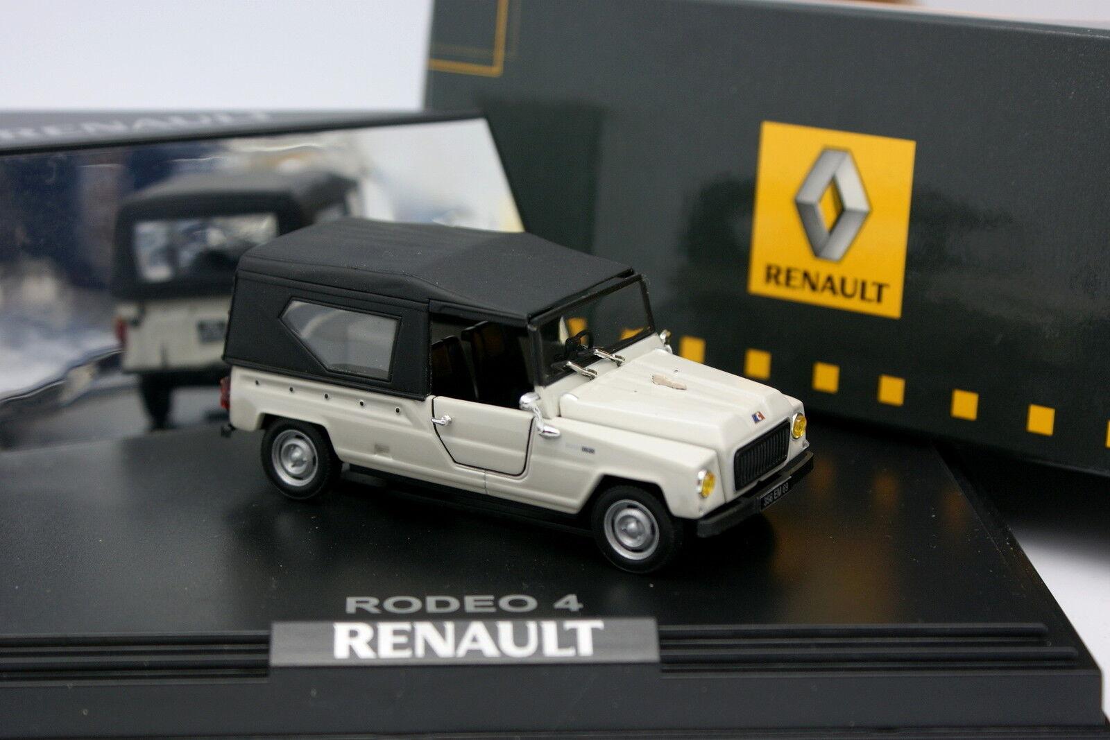 Norev 1 43 - Renault Rodeo 4 Beige