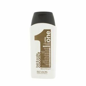 Revlon-Uniq-One-hair-amp-scalp-all-in-conditioning-shampoo-coconut-300-ml