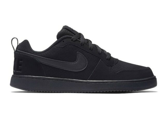 best place great quality available Nike Court Borough Low Mens Shoe Size 11.5 Black 838937 001