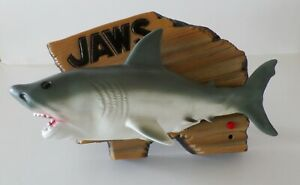JAWS-Gemmy-Animated-Talking-Singing-Shark-WORKS-NICE-Universal-Studios