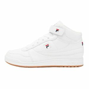 cdd324dfb30 Image is loading FILA-MENS-BBN-84-WHITE-NAVY-RED