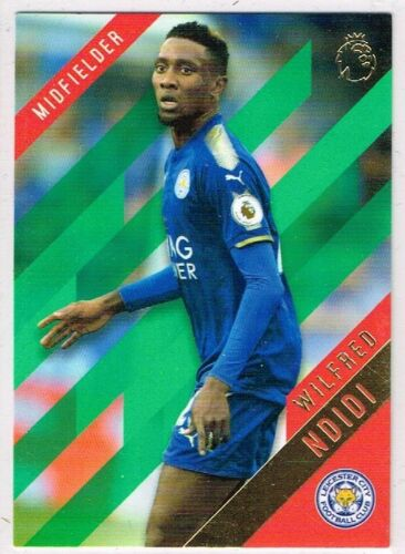 Topps PREMIER GOLD 2017-2018 ☆ GREEN PARALLEL ☆ Football Cards #1 to #75