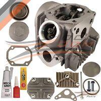 Honda Xr70 Xr 70 Xr70r Cylinder Head Valves Spark Plug Complete 1997 - 2003