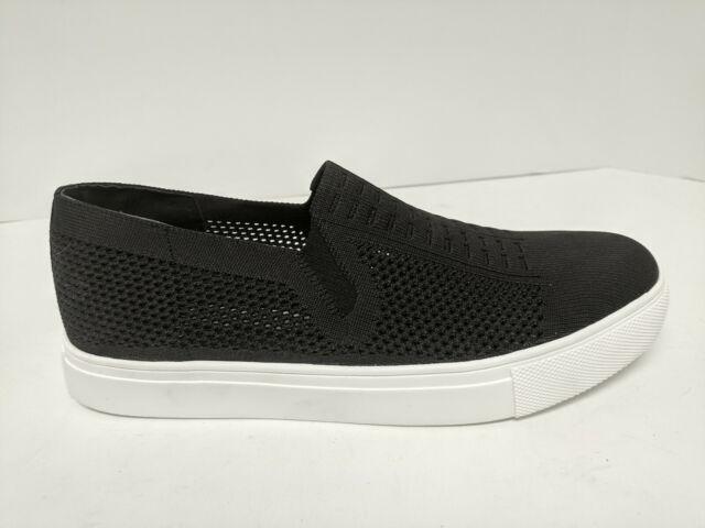 Steve Madden Freeda Slip-on Shoes Black