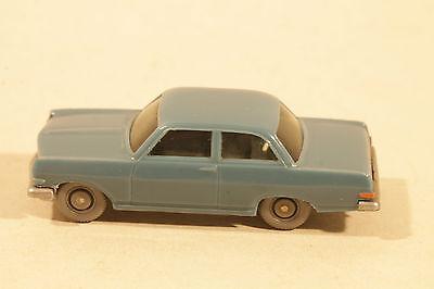 345 Tipo 1d Wiking Opel Rekord A 1965 - 1974/verde Blu-mostra Il Titolo Originale Elegante Nello Stile
