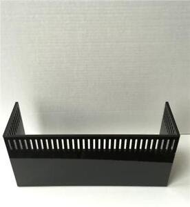 Phyto Plus Weir Box 300mm Slots 3 Côtés & Bas Toutes Couleurs Surface Skimmer Bleu, noir, clair