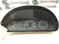 Fiat Punto MK 1  speedo clocks instrument cluster 97-99 1.1 46461397