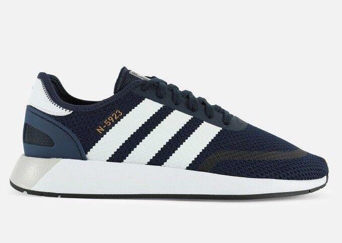 Adidas Originals Men's N-5923 shoes Navy White DB0961 c