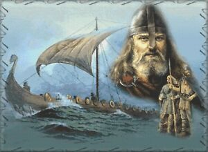 Viking-Warrior-6-Grafico-de-puntada-cruzada-contada
