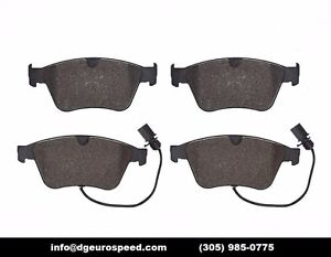Bentley Continental Gt Gtc Flying Spur front brake pads Oe formulated