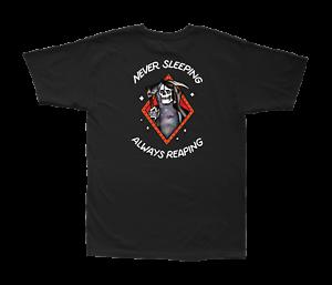 Loser Machine Daytona Black Short Sleeve Tee $26