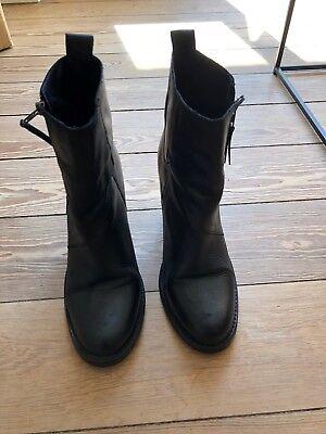 Pistol Short Støvler (sort)