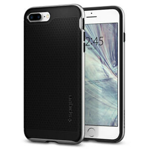Details about iPhone 8 Plus 7 Plus Spigen®[Neo Hybrid 2nd Gen] Shockproof Bumper Case Cover