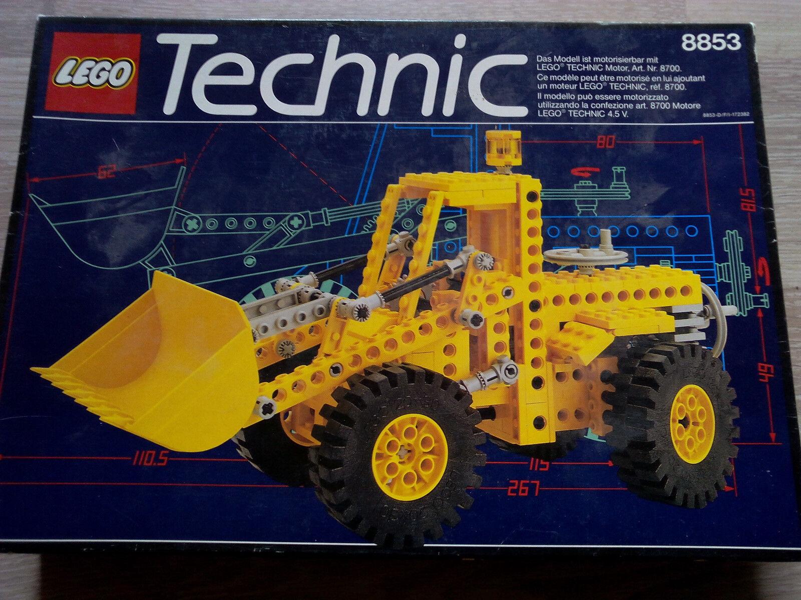 Lego Technic Technik 8853 Excavator   NEU & OVP - RARITÄT