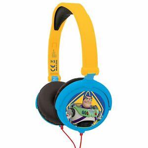 Toy-story-Stereo-Casque-Buzz-Accords-Enfants-Musique-Pliants