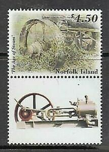 Norfolk - Mail Yvert 741 MNH