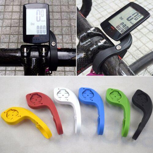 Halterung Fahrrad GPS Computer Halter Handle für Garmin Edge 200//500//800