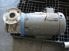 Goulds Pumps Model Sst Size 2x212x6 Centrifugal Pump 6stk2 Stainless Steel