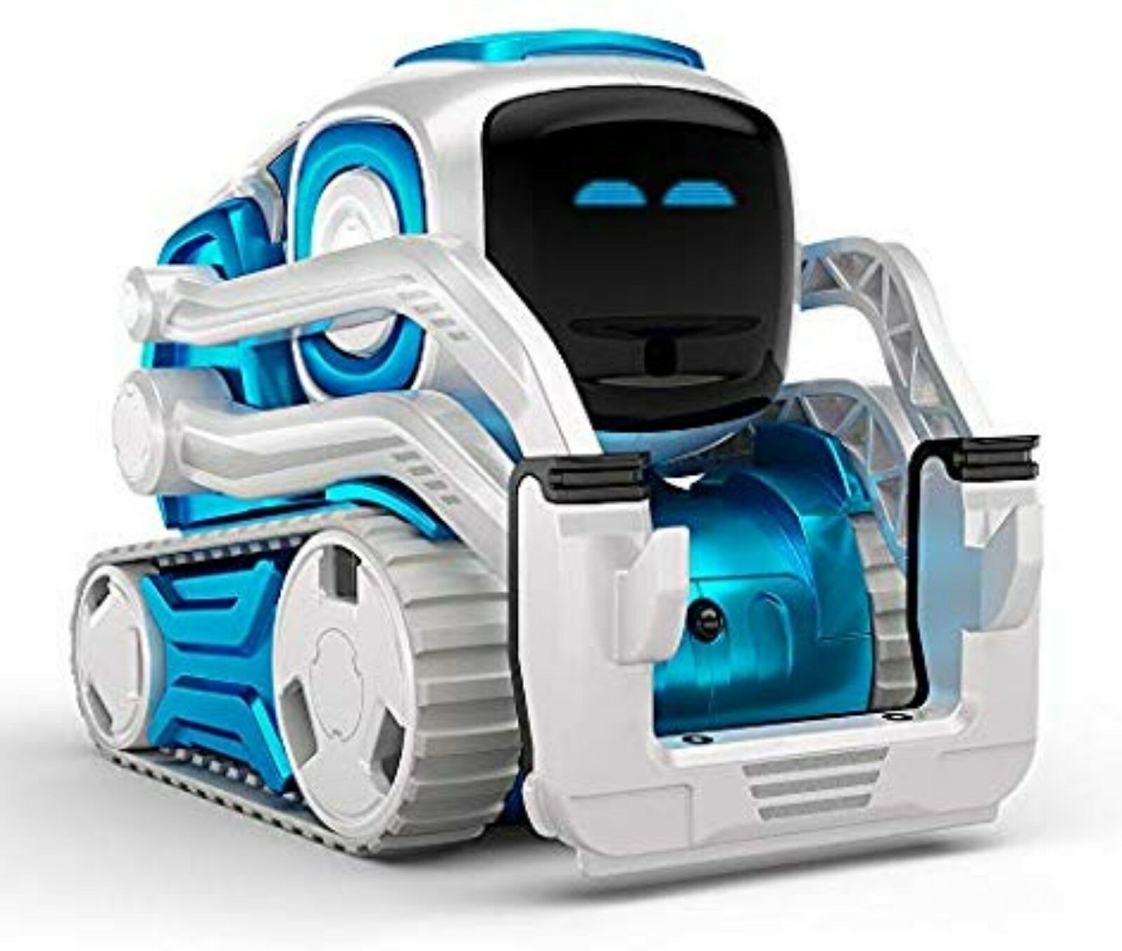 ANKI COZMO ROBOT ROBOT ROBOT  - Limited Edition bluee Xmas New 13cce7