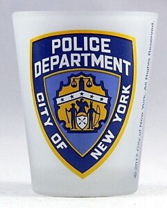 NYPD-New-York-City-Police-Department-Frosted-Shot-Glass