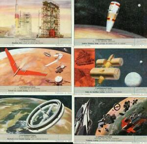 LIEBIG : S_1638 : 'Astronautique (l')