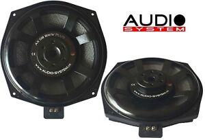 Audio-System-AX-08-BMW-PLUS-EVO-Subwoofer-20cm-BMW-E-und-F-BMW-Stueckpreis