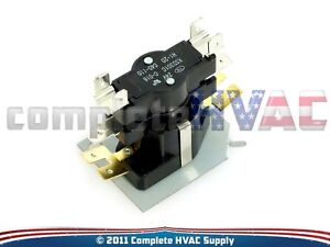 ClimaTek 10//12 KW Furnace Heat Sequencer Relay Fits Payne HN67BD003
