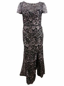 JS-Collections-Women-039-s-Embroidered-Mermaid-Gown