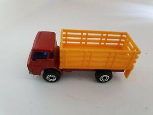 Vintage-Matchbox-Superfast-No-71-Dodge-Cattle-Truck-1976