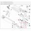 MANICOTTO-ASPIRAZIONE-INTERCOOLER-FIAT-BRAVO-LANCIA-DELTA-ORIGINALE-51964158 miniatura 2
