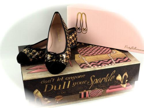 5//37 5 NEUF 5//39 Pretty Ballerina Ballerines Neuf 36//36