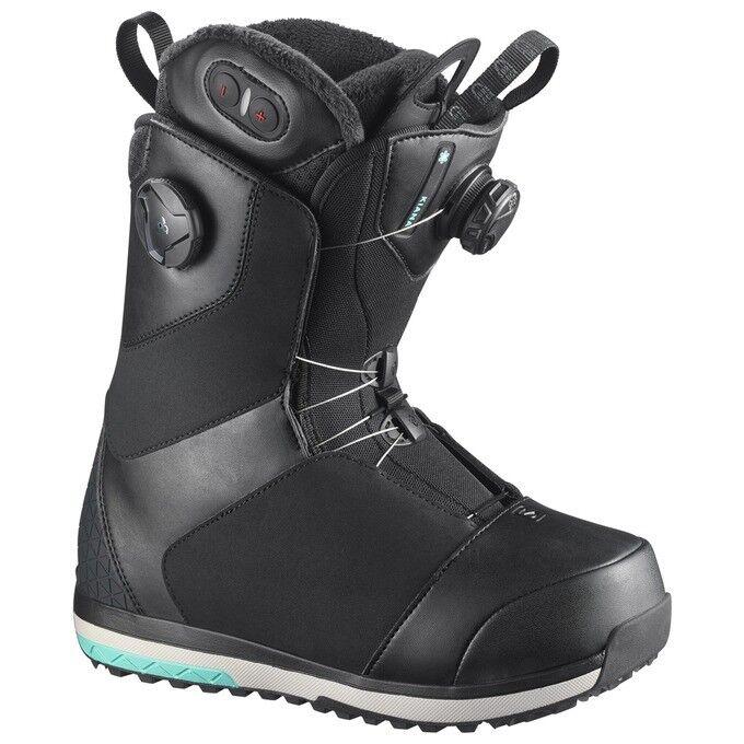 Stiefel Damen Snowboard Stiefel SALOMON KIANA TOST FOCUS BOA 2018 MP 24.5 - 38 1 2