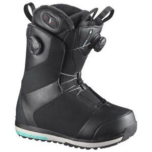 Image is loading Womens-snowboard-boots-boot-Salomon-Kiana-Toast-Focus- 944191e2de9
