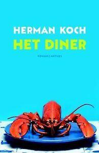 Het-diner-druk-38-von-Herman-Koch-Buch-Zustand-gut