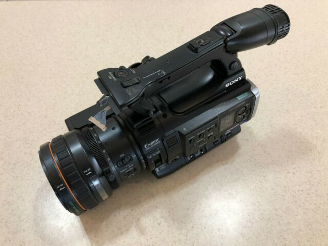 Sony Pmw 200 Xdcam SXS HD SSD caméscope-pour pièces ou réparation