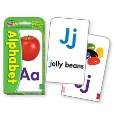 ABC Alphabet Flashcards Set Special Needs Autism Speech Therapy