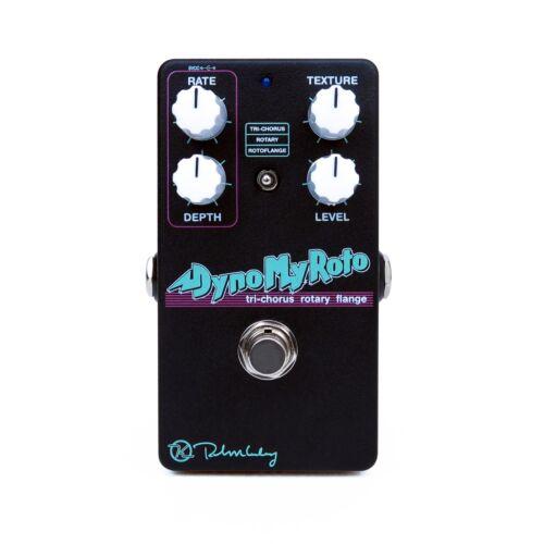 Keeley Dyno My Roto 80s Tri Chorus Rotoflange Flange Rotary Effects Guitar Pedal