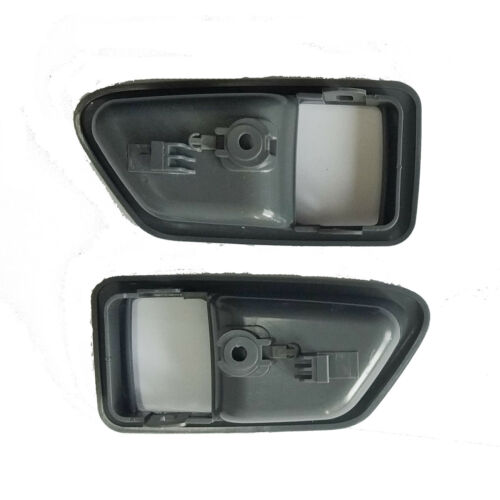 Fit 97-01 Toyota Camry Inside Interior Left Right Side Door Handle Gray Cover