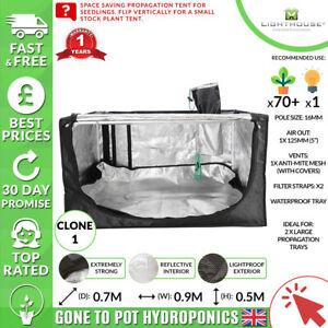 Capable Phare Clone 1 Grow Tent-propagation Tente Pour Semis Et Boutures-afficher Le Titre D'origine Produits Vente Chaude