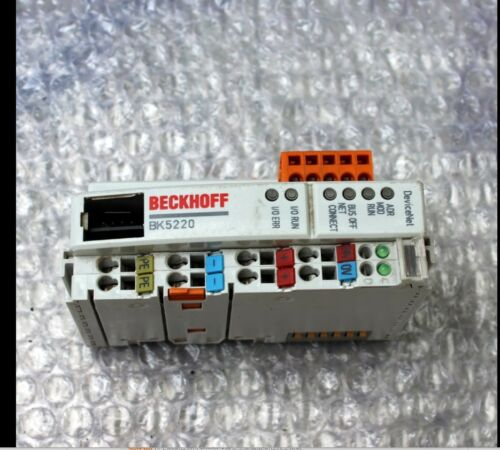 1PC beckhoff bk5220