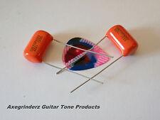 .33uF 400V Orange Drop capacitors 715P .33uF 400V 3pc