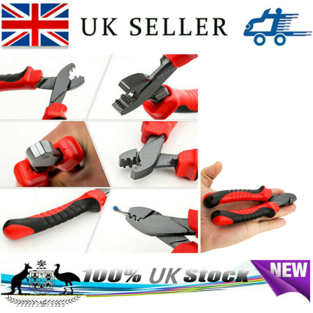 Rozemeijer Crimping Pliers 16cm For Pike Fishing
